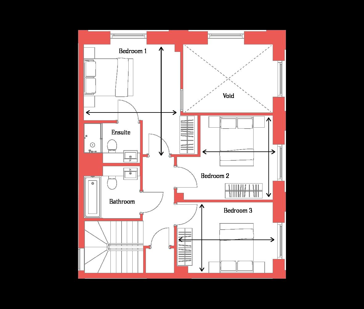 Type 3 First Floor