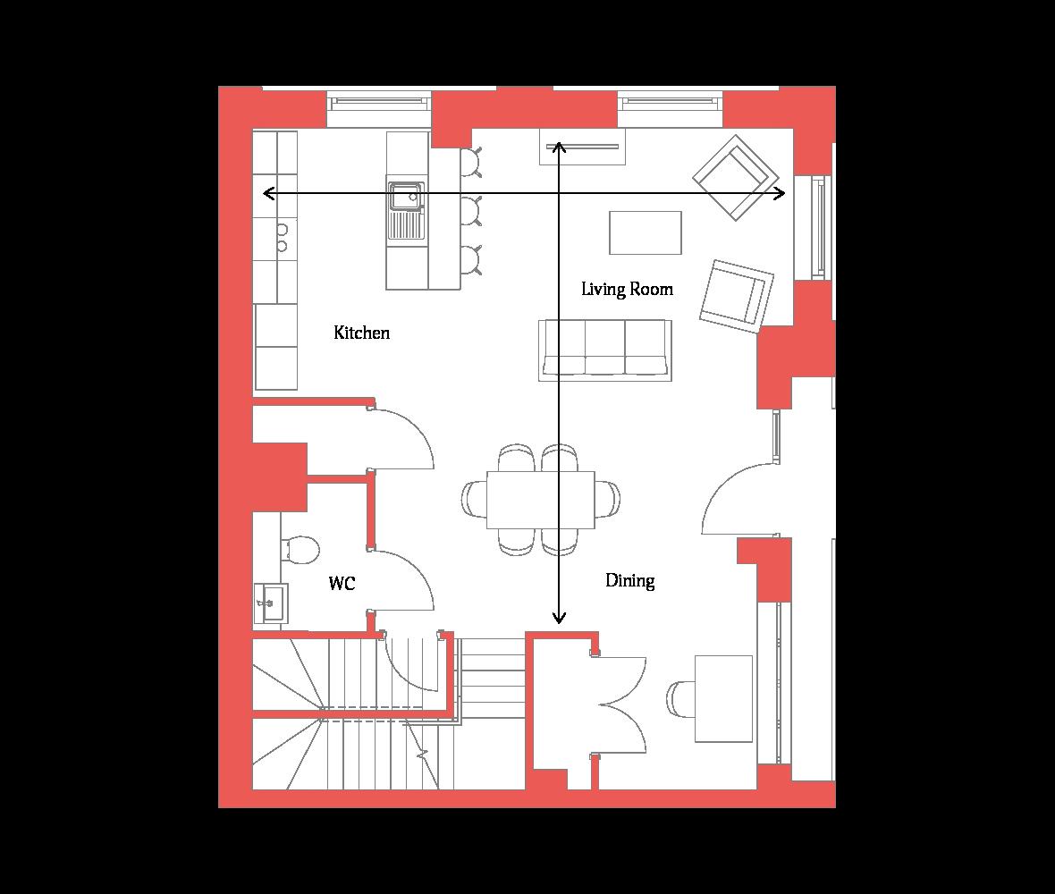 Type 3 Ground Floor