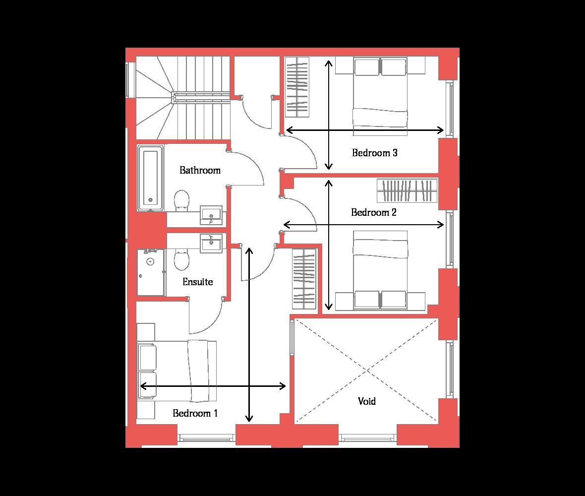 Type 5 First Floor