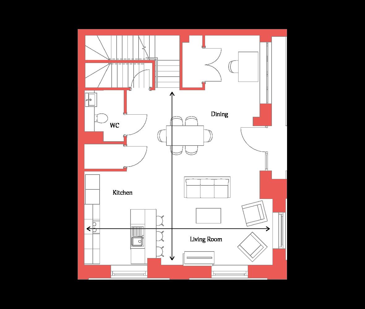 Type 5 Ground Floor