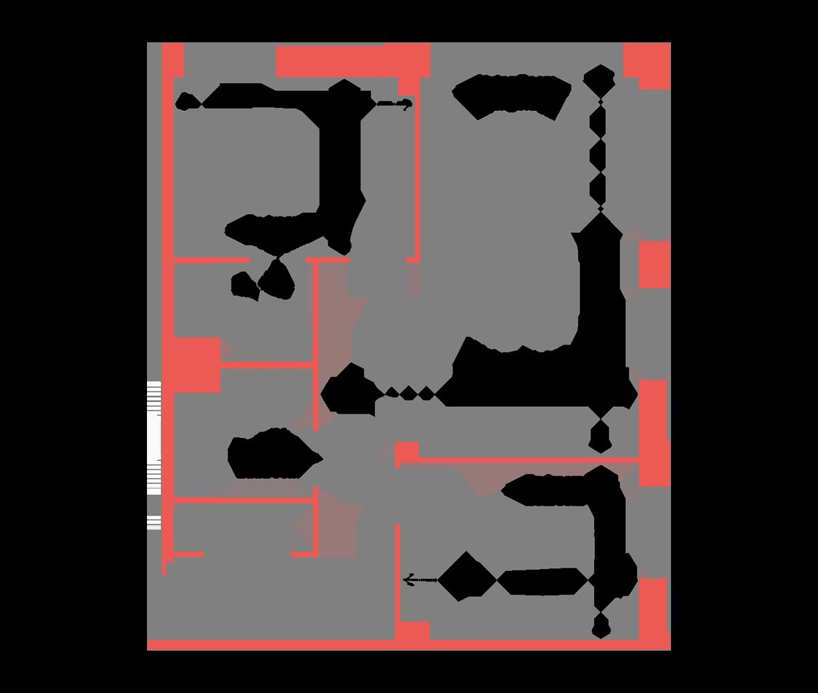 Type 2C floor plan