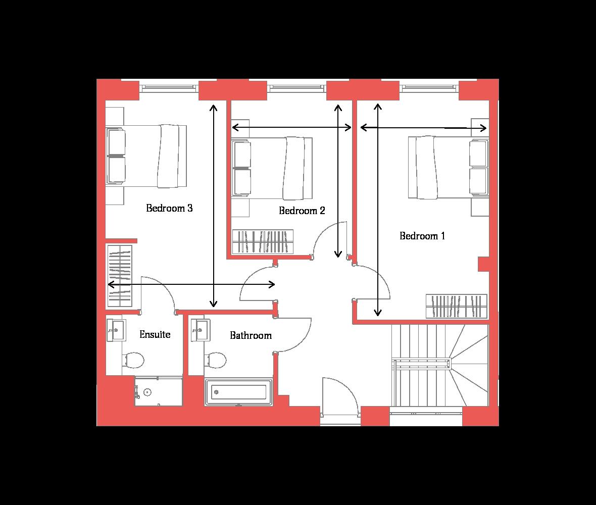 Type 2 First Floor